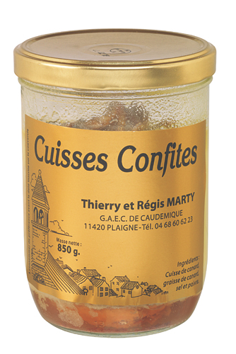 Cuisses-Confites-850g